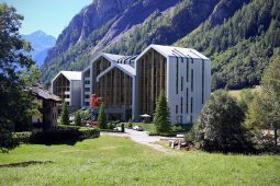 Esterno Hotel TH Courmayeur